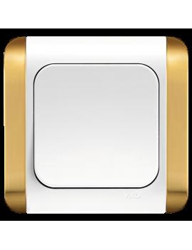 Kardelen - Anahtar Altın yaldız kordon